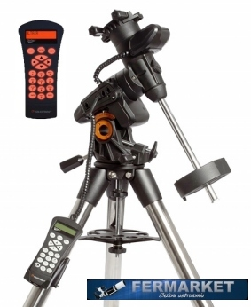 Montatura go-to Celestron Advanced VX CE91519‐DS