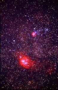 La nebulosa Laguna