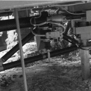 Una immagine destinata ad entrare nei libri di storia; il lander Pilae atterrato con successo.