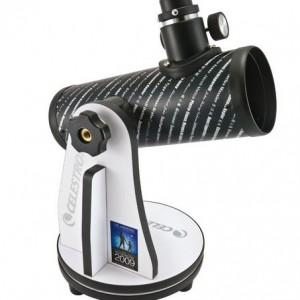 Dobson Firstscope76-IYA Sky Watcher con accessori