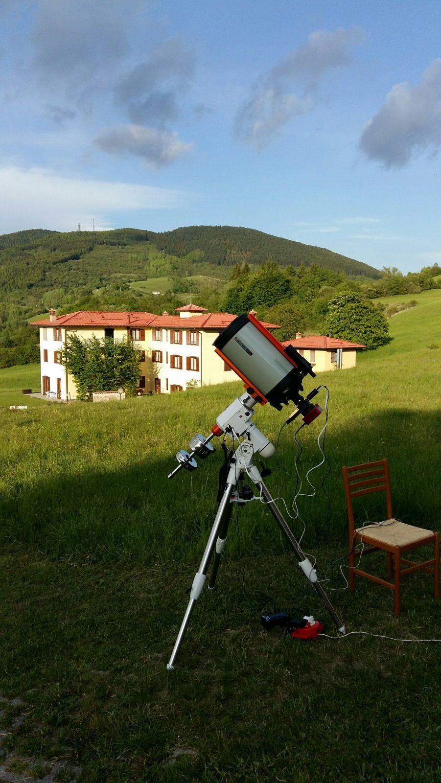 Il complesso aberghiero La Pernice Rossa, località Roncassi, Menconìco (PV)