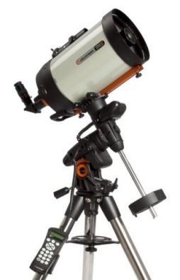 Telescopio Celestron 8 Hedge Advanced VX