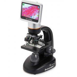 Microscopio Tetraview Celestron CM44347