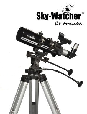 Telescopio rifrattore Sky Watcher  80/400 AZ3