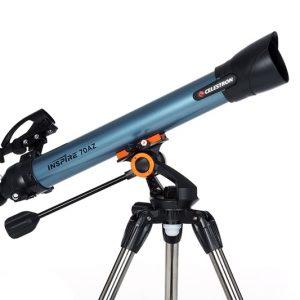 Telescopio Inspire 70 AZ Celestron