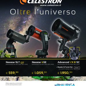 Advanced VX 8″SCT Celestron
