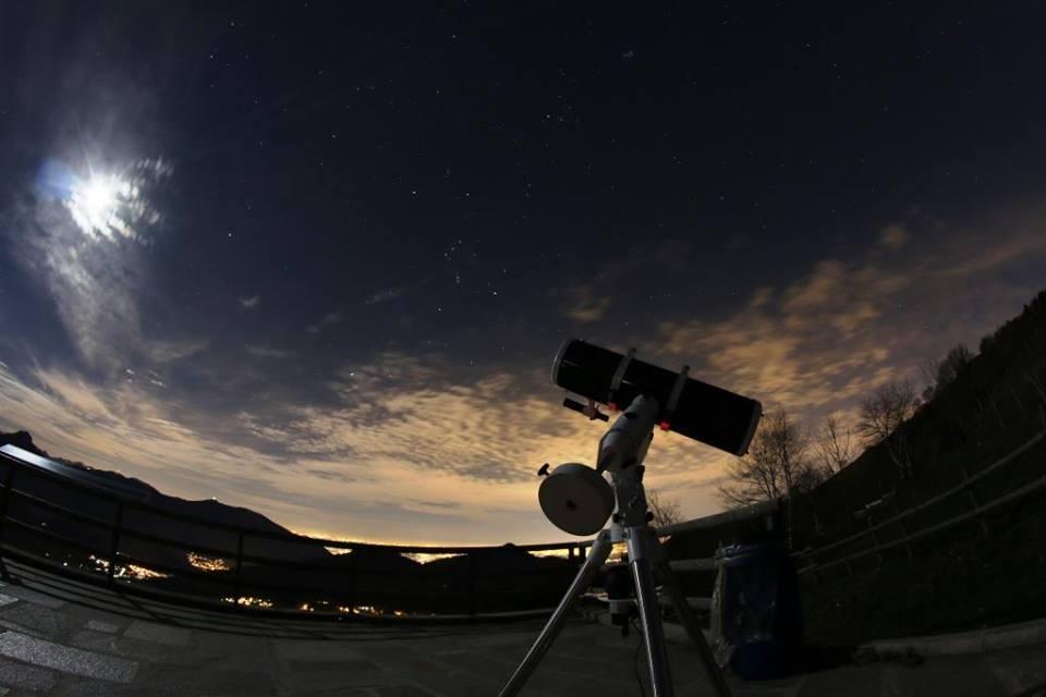 Hai un telescopio e hai problemi ad usarlo? Segui uno dei nostri corsi!