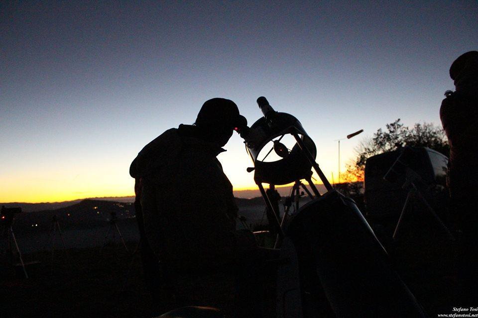 Hai un telescopio e non sai usarlo? Iscriviti ad uno dei nostri corsi.