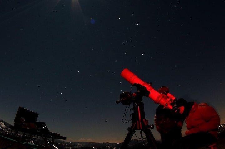 corso astronomia Milano