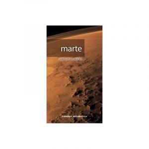 Marte, mappa cartacea