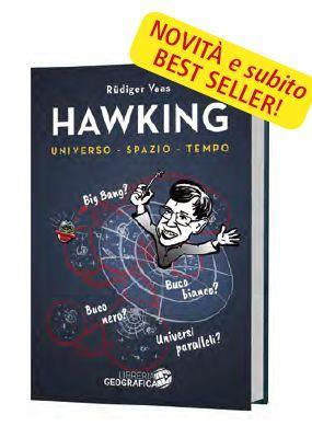 Hawking: universo-spazio-tempo