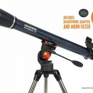 Telescopio Celestron Astromaster 70 Deluxe Edition CE-22064